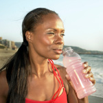The electrolytes in sports drinks are great for hydration, but beware of hidden sugar.