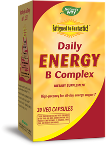 03243 - Fatigued to Fantastic!™ Daily Energy B Complex