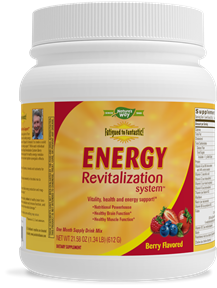 03250 - Fatigued to Fantastic!™ Energy Revitalization System™