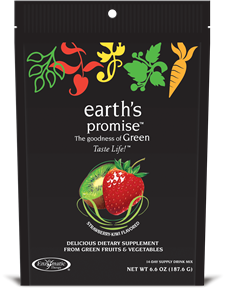 03524 - Earth's Promise™ Green: Strawberry-Kiwi