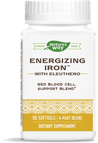 05209 - Energizing Iron™ with Eleuthero