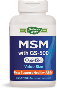 07550 - MSM with GS-500™