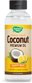 10820 - Liquid Coconut Oil Lemon Herb