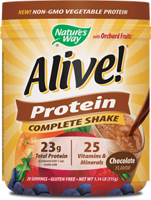 10854 - Alive Protein Complete Shake Chocolate