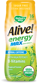 11027 - Alive energy Max water enhancer