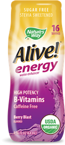 11028 - Alive energy water enhancer