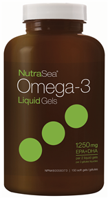 11216 - NutraSea Liquid Gels Fresh Mint