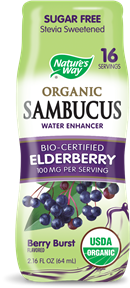 11368 - Sambucus Water Enhancer