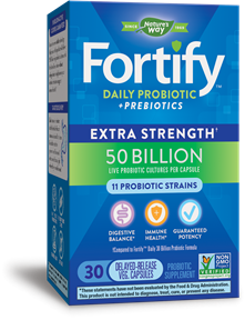 11583 - Primadophilus Fortify Daily 50 Billion Probiotic