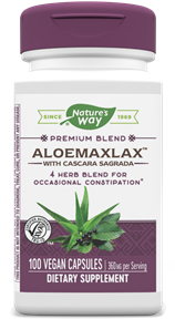 142 - AloeMaxLax with Cascara Sagrada