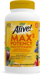 14932 - Alive Max Potency no iron added