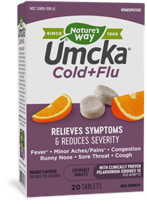 15161 - Umcka ColdFlu Chewable Orange