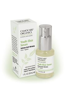 15312 - Camocare Organics Youth Elixir Serum
