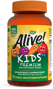 15789 - Alive Childrens Premium Gummy