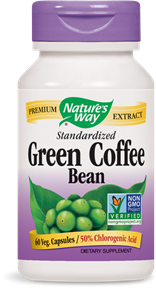 15907 - Green Coffee Bean