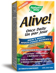 31555 - Alive Once Daily Mens