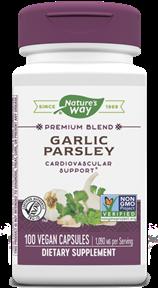Garlic and parsley benefits