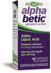 60023 - alpha betic® Alpha Lipoic Acid