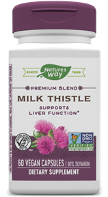 62400 - Milk Thistle Standardized