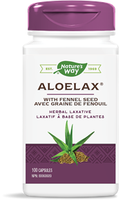 90004 - Aloelax with Fennel Seed