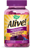 10558 - Alive Calcium Gummies Plus Vitamin D3