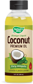 10832 - Liquid Coconut Oil Fiery Jalapeno