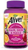11973 - Alive Premium Hair Skin Nails Gummies