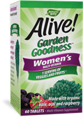 12111 - Alive Garden Goodness Womens Multi
