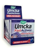 15495 - Umcka ColdFlu FastActives Berry