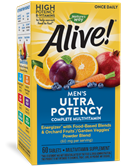 15685 - Alive Once Daily Ultra Potency Mens