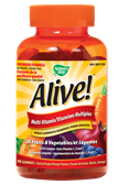 31630 - Alive Adult Multi-Vitamin Gummy