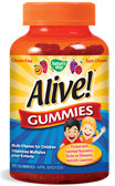 31631 - Alive Childrens Multi-Vitamin Gummy