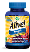 31694 - Alive Mens Multi-Vitamin Gummy