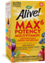 15092 - Alive Max Potency Capsules no iron added