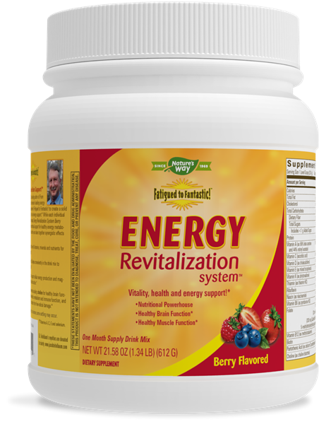 03250 - Fatigued to Fantastic Energy Revitalization System