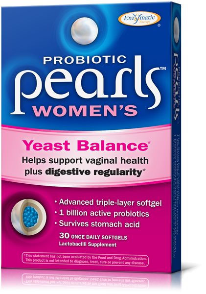 Probiotic Pearls™ Women's Product Photo
