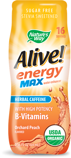 11024 - Alive energy Max water enhancer