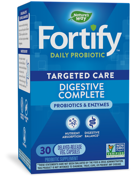 12095 - Fortify Dual Action Digestive Complete