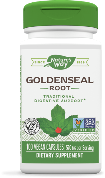 13800 - Goldenseal Root