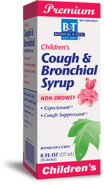 21900594 - BT Childrens Cough and Bronchial Syrup