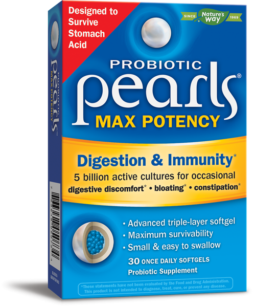 5073IP - Probiotic Pearls MAX Potency