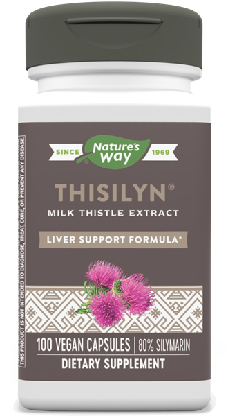 6958 - Thisilyn Standardized Milk Thistle Extract