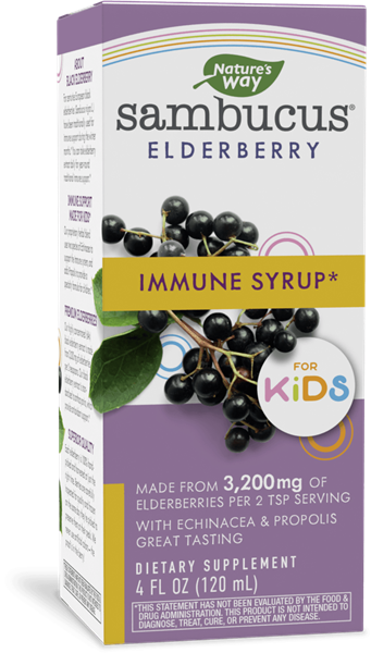 6973 - Sambucus for Kids Syrup