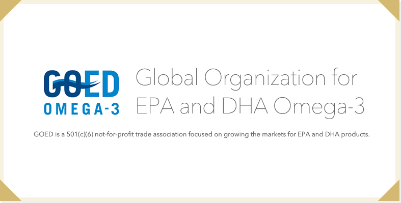 Global Organization for EPA and DHA Omega-3