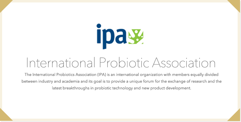 International Probiotic Association (IPA)