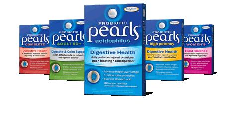 Home | Pearls Probiotics