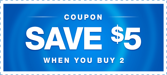 Coupon Save $5