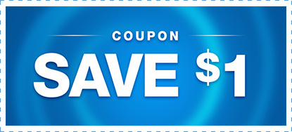 Coupon Save $1