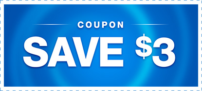 Coupon Save $3