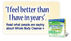 Read what people are saying about Whole Body Cleanse
